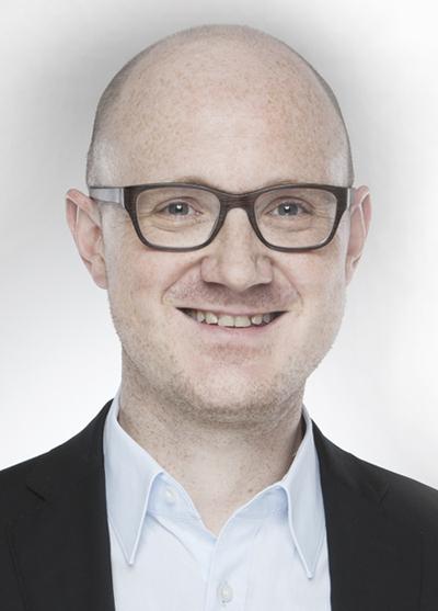 Portrait Frieder Hartung