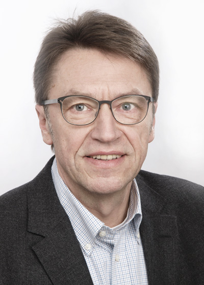 Portrait Hans-Jürgen Lutz