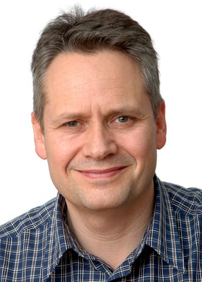 Portrait Klaus Kuntz