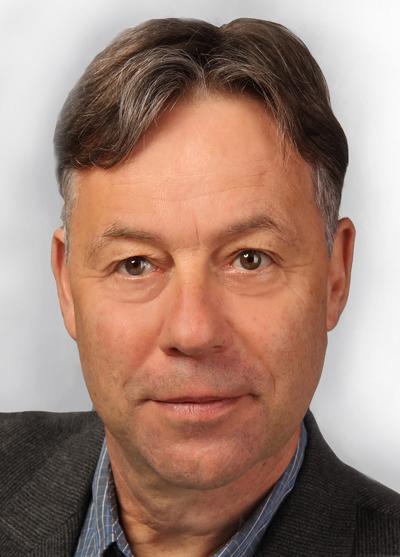 Portrait Volker Fuchs