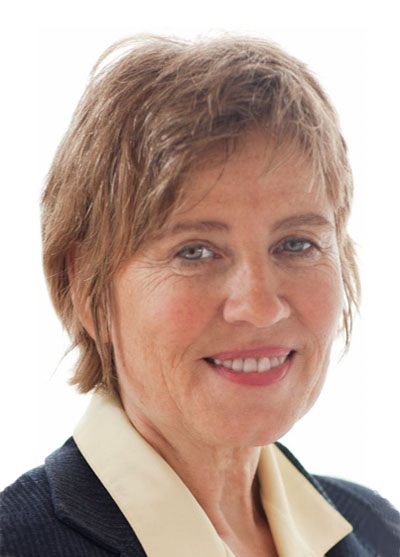 Portrait Dagmar Gebhardt